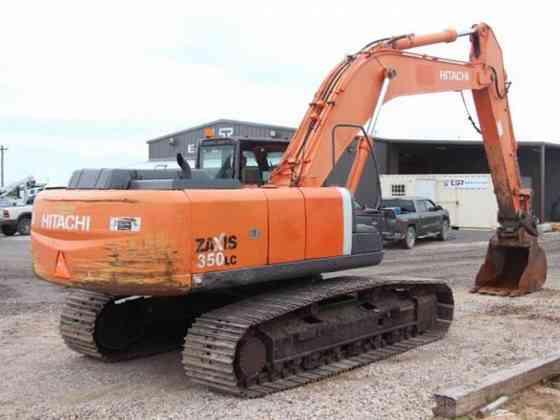 USED 2011 HITACHI ZX350 LC-3 Excavator Weatherford