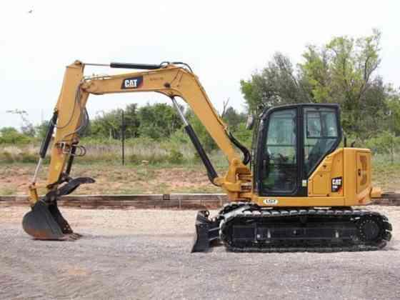 USED 2020 CATERPILLAR 308 CR Excavator Weatherford