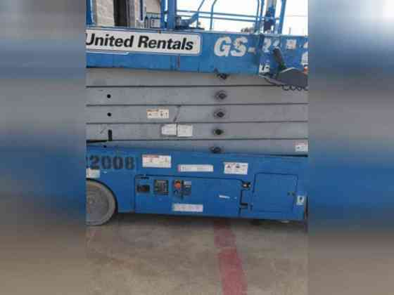 USED 2014 Genie GS-3232 Scissor Lift Houston