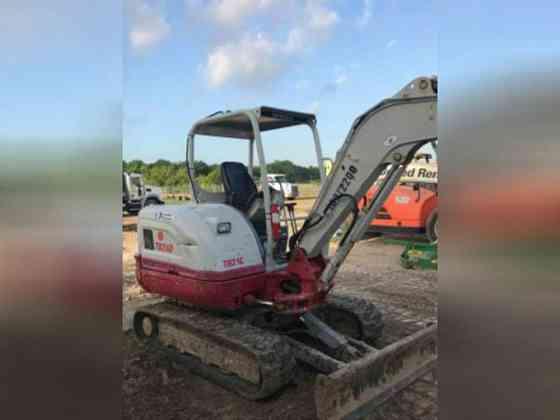 USED 2014 Takeuchi TB240 Excavator Houston
