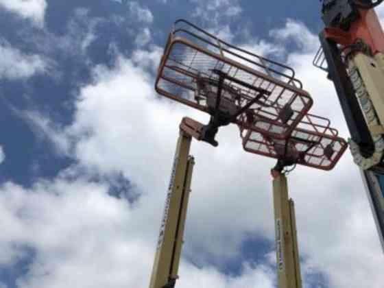 USED 2012 JLG 460SJ Telescopic Boom Houston