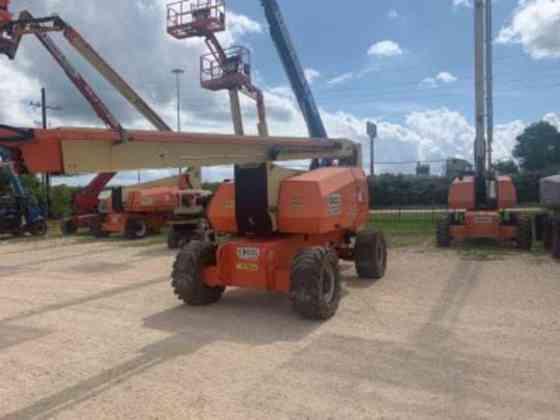 USED 2012 JLG 800AJ Articulating Boom Houston