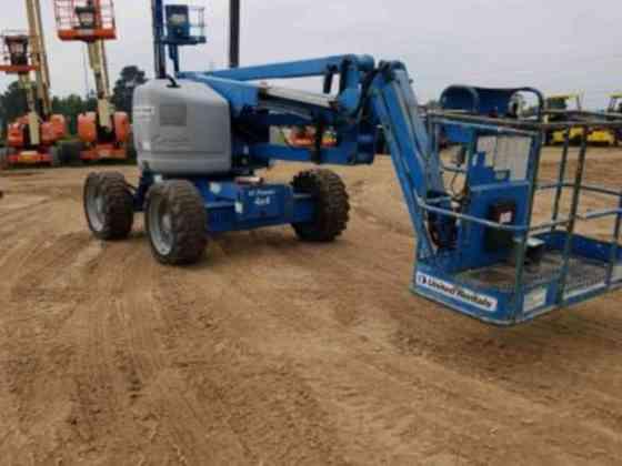 USED 2012 Genie Z-45/25J RT Articulating Boom Houston