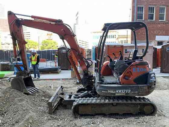 USED 2006 KUBOTA KX121-3 Excavator Carrollton, Texas