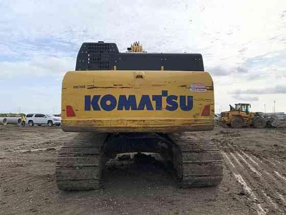 USED 2017 KOMATSU PC490 LC Excavator Carrollton, Texas