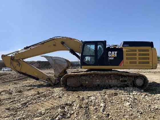 USED 2014 CATERPILLAR 349FL Excavator Carrollton, Texas