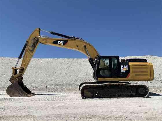 USED 2016 CATERPILLAR 336FL Excavator Carrollton, Texas