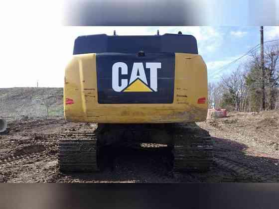 USED 2017 CATERPILLAR 349FL Excavator Carrollton, Texas