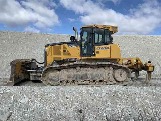 USED 2013 DEERE 850K WLT Dozer Carrollton, Texas