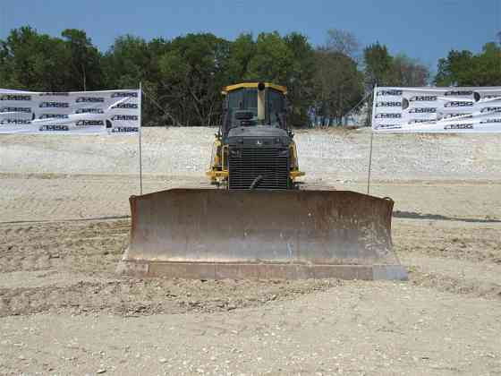 USED 2014 DEERE 850K WLT Dozer Carrollton, Texas