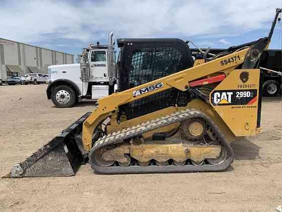 USED 2018 CATERPILLAR 299D2 Skid Steer Carrollton, Texas