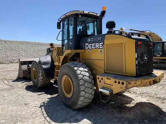 USED 2014 DEERE 644K Wheel Loader Carrollton, Texas