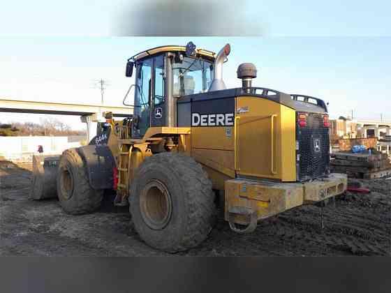 USED 2015 DEERE 644K Wheel Loader Carrollton, Texas