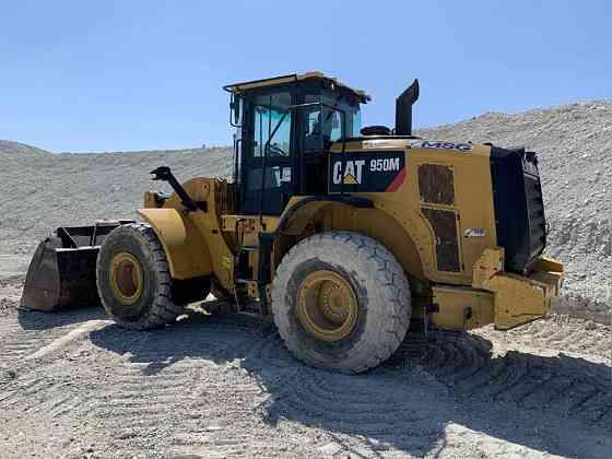 USED 2016 CATERPILLAR 950M Wheel Loader Carrollton, Texas