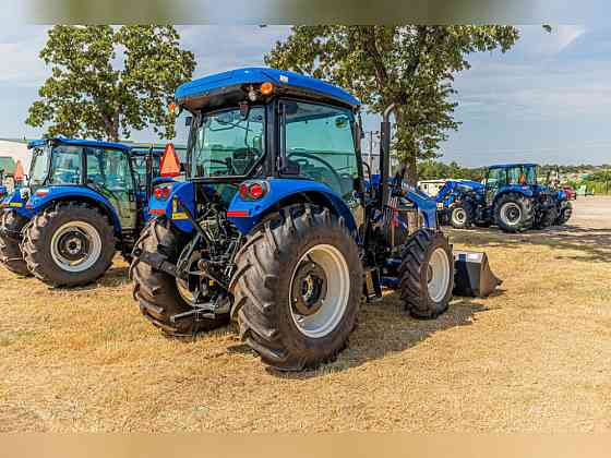 USED 2020 New Holland Workmaster Series 105 Tractor Weatherford