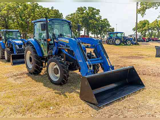 USED 2020 New Holland Workmaster Utility Series 75 Tractor Weatherford