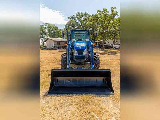 USED 2020 New Holland Workmaster Series 95 Tractor Weatherford