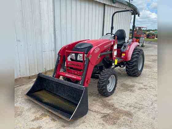 USED 2017 Mahindra 1533 Shuttle Tractor Weatherford