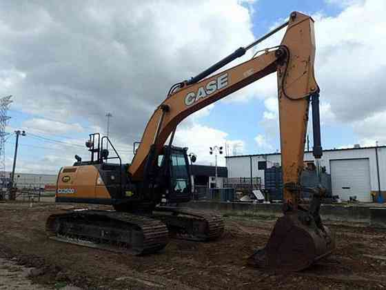 USED 2017 Case CE CX250D Excavator Weatherford