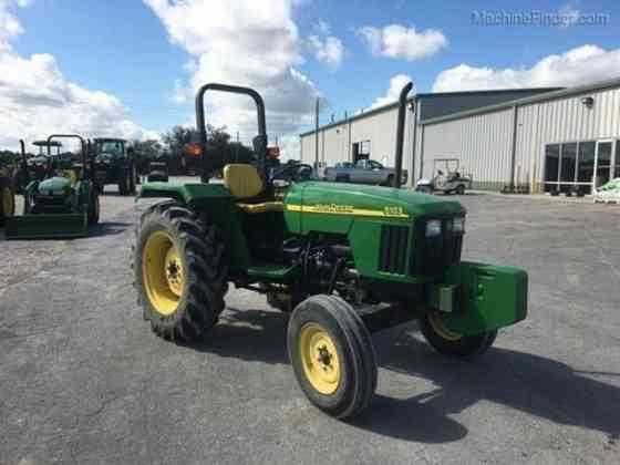 USED 2006 JOHN DEERE 5103 Tractor Waco