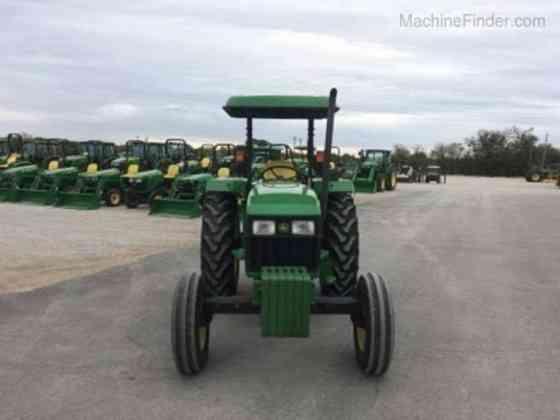 USED 2003 JOHN DEERE 5203 Tractor Waco