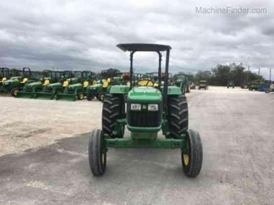 USED 2011 JOHN DEERE 5065E Tractor Waco