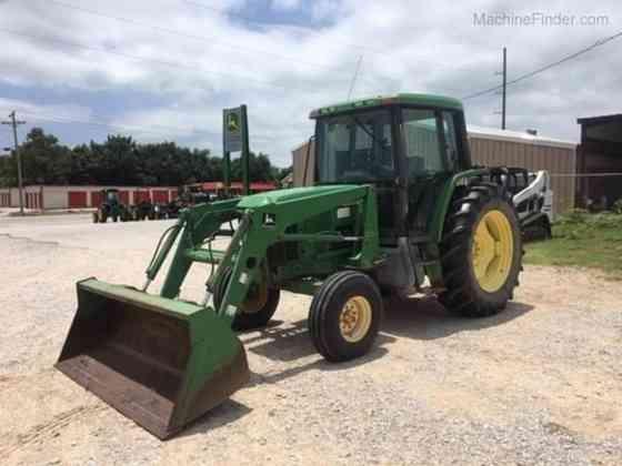USED 1998 JOHN DEERE 6410 Tractor Waco