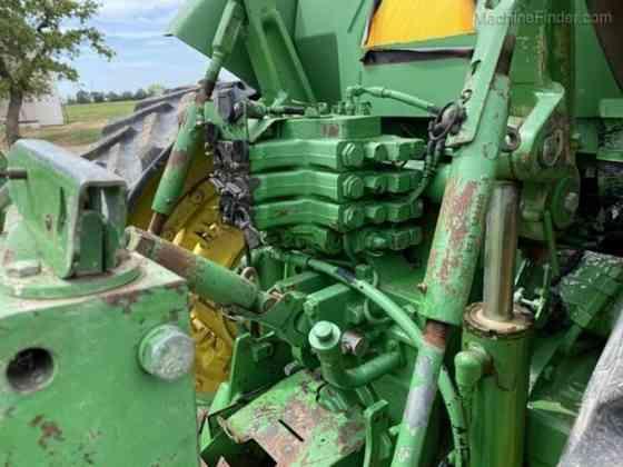 USED 1997 8400T JOHN DEERE FARM TRACTOR Waco