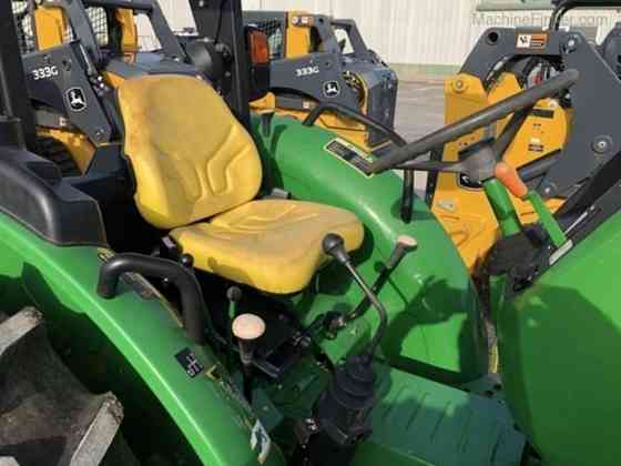 USED 2015 JOHN DEERE 5065E Tractor Waco