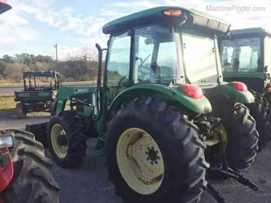 USED 2007 JOHN DEERE 5603 Tractor Waco