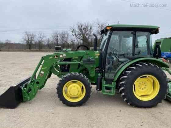 USED 2015 JOHN DEERE 5075E Tractor Waco
