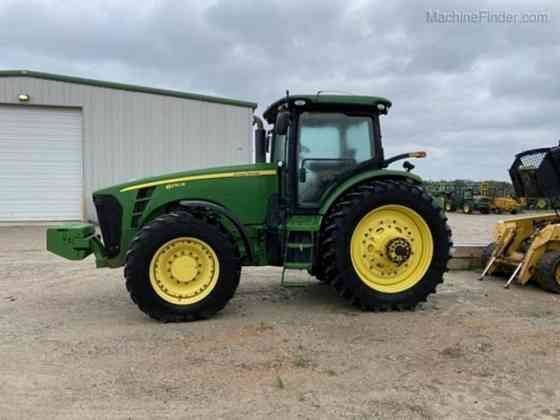 USED 2010 8270R JOHN DEERE FARM TRACTOR Waco