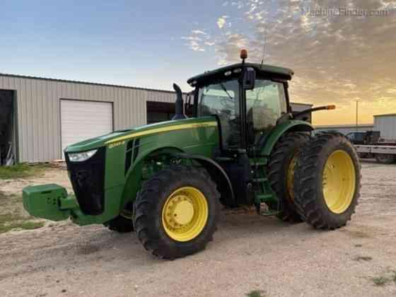 Used 2014 8245R JOHN DEERE Tractor Waco