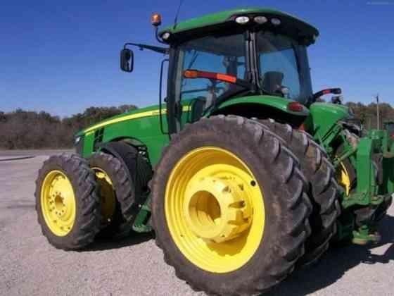 USED 2011 JOHN DEERE 8310R Tractor Waco