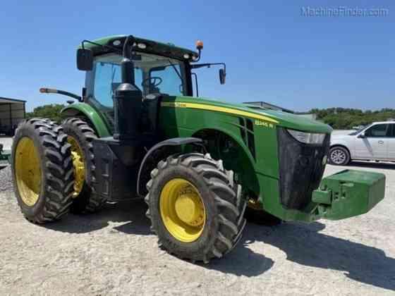 Used 2016 8245R JOHN DEERE Tractor Waco