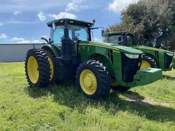 USED 2015 8245R JOHN DEERE FARM TRACTOR Waco