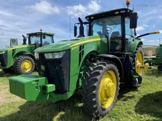 USED 2019 8245R JOHN DEERE FARM TRACTOR Waco