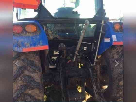 USED 2015 NEW HOLLAND T4.75 Tractor Waco