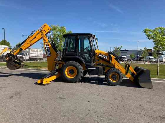 USED 2019 JCB 3CX Backhoe West Valley City