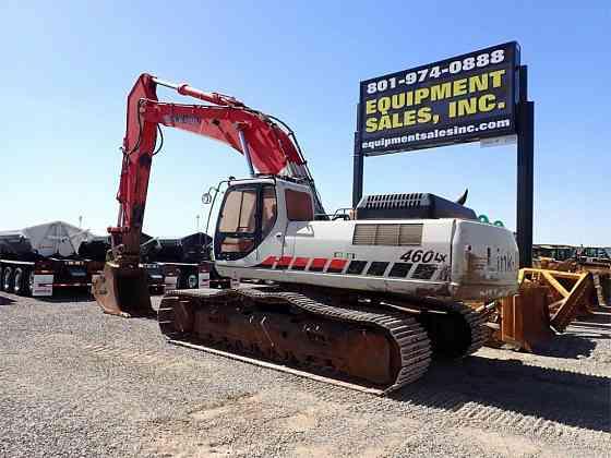 USED 2008 LINK-BELT 460 LX Excavator Salt Lake City