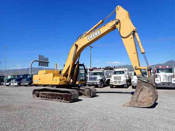 USED 2005 DEERE 330C LC Excavator Salt Lake City