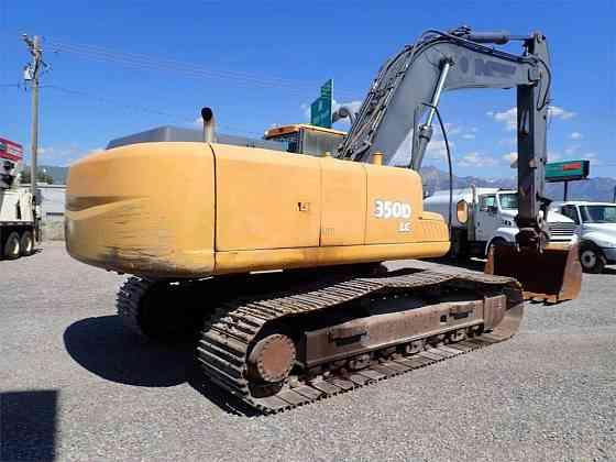 USED 2007 DEERE 350D LC Excavator Salt Lake City