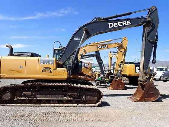 USED 2013 DEERE 290G LC Excavator Salt Lake City