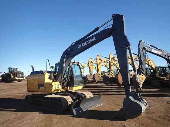 USED 2015 DEERE 130G Excavator Salt Lake City