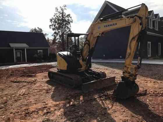 USED 2016 YANMAR VIO55-6A Excavator Lynchburg