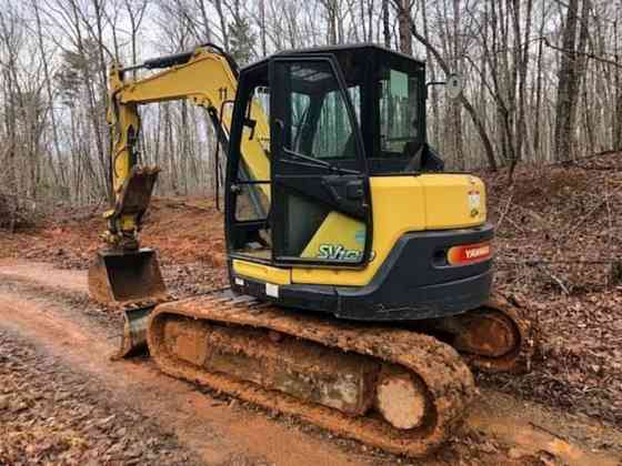 USED 2015 YANMAR SV100-2B Excavator Lynchburg