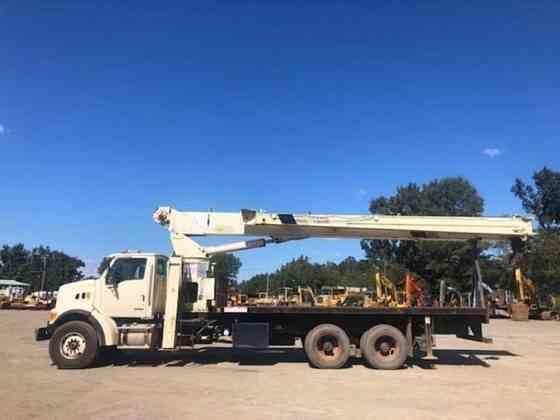 USED 2008 NATIONAL 900A Boom Truck Crane Chesapeake
