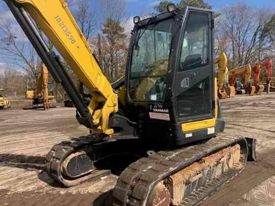 USED 2017 YANMAR SV100-2A Excavator Chesapeake