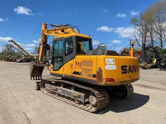 USED 2011 SANY SY135C Excavator Chesapeake