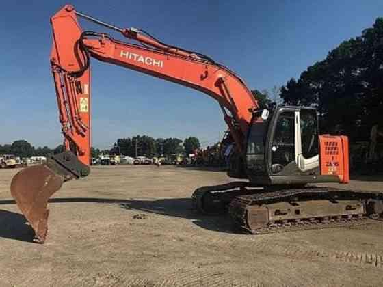 USED 2011 HITACHI ZX225US LC-3 Excavator Chesapeake